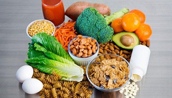 Ăn nhiều thực phẩm cứng, thực phẩm chứa acid