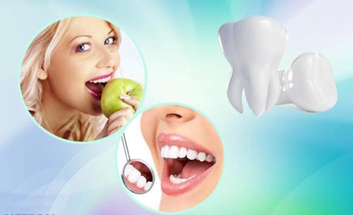 Bảo đảm tính năng nhai của răng