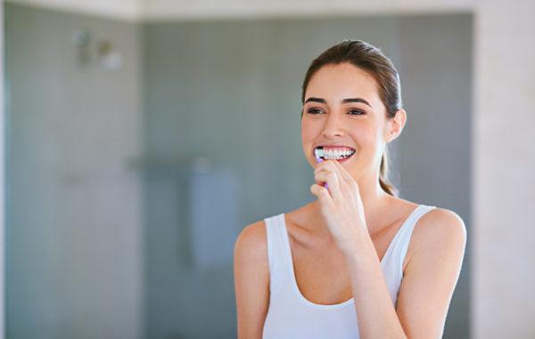 chăm sóc răng khỏe